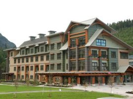 Whistler Athletes Village