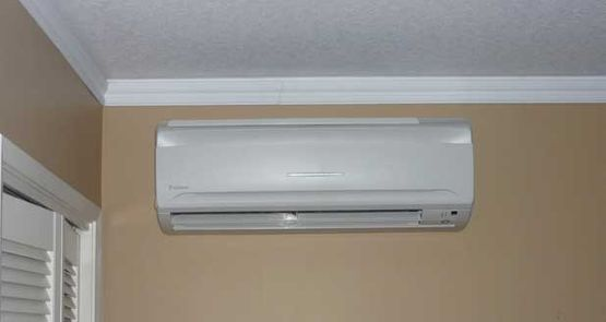 Daikin Wall Mount Indoor Unit.